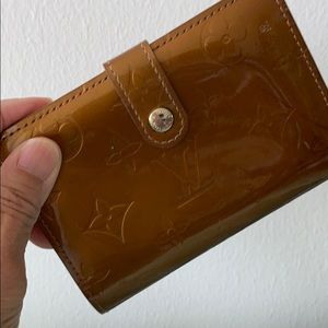 Louis Vuitton Wallet.